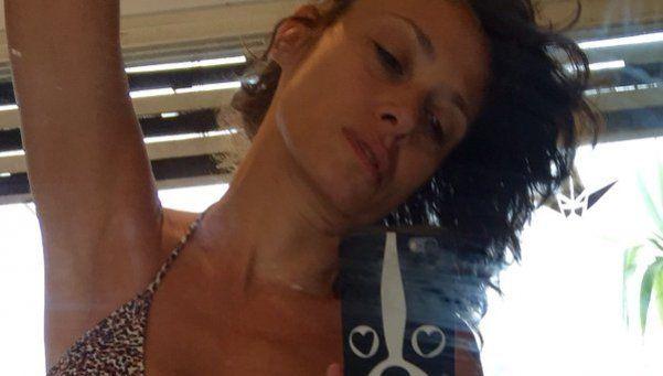 En topless y muy hot, Erica García se burló de Gisela Bernal