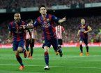 Va por todo: Messi, también nominado al gol del año
