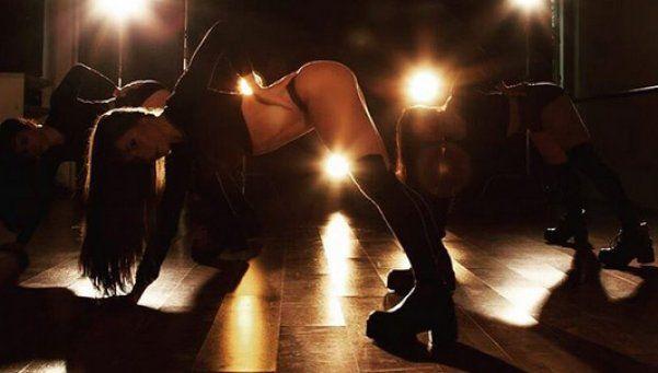 Magui Bravi calentó las redes con sus clases de baile