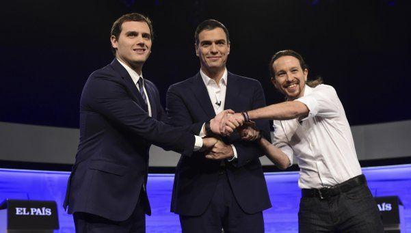 España también tuvo su 1° debate presidencial: ¿quién ganó?