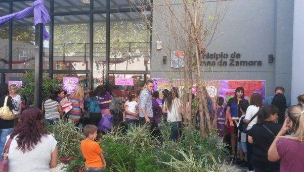 La región conmemoró el Día de la No Violencia contra la Mujer