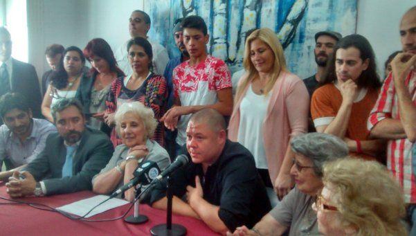 Abuelas presentó a Mario Bravo, el nieto recuperado 119