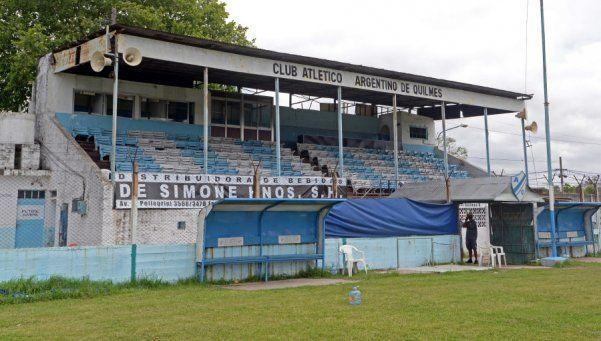 Argentino de Quilmes: Llegó el primer refuerzo y faltan cinco más