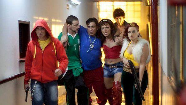 Crítica   Kryptonita: por fin llegan superhéroes del conurbano