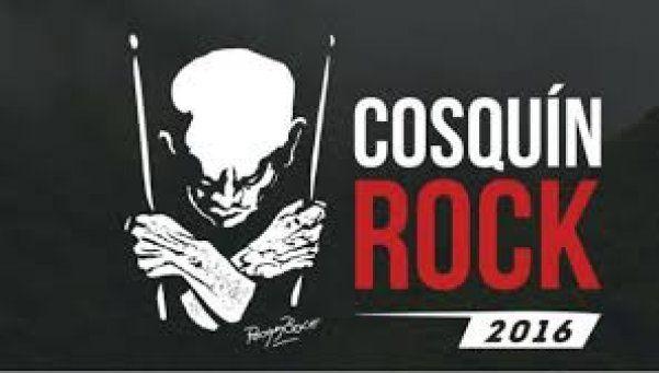 Se anunció la grilla completa del Cosquín Rock 2016