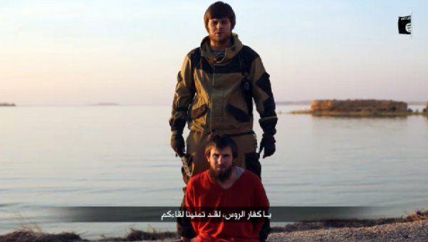 Video | Estado Islámico desafía a Moscú y decapita a espía ruso