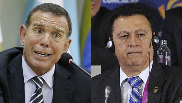 FIFAGate: detuvieron a los presidentes de Conmebol y Concacaf
