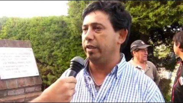 Dirigente que apoya a Tinelli denunció amenazas por si va a votar
