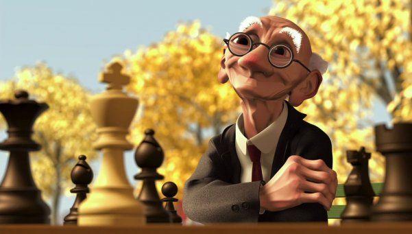 Los 5 mejores cortos de Pixar