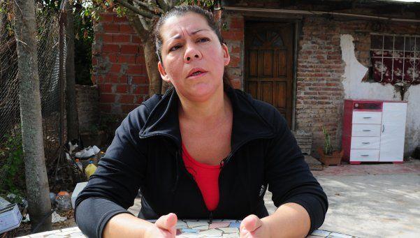 """Denuncia que la Justicia  se """"apropió"""" de su nietita"""