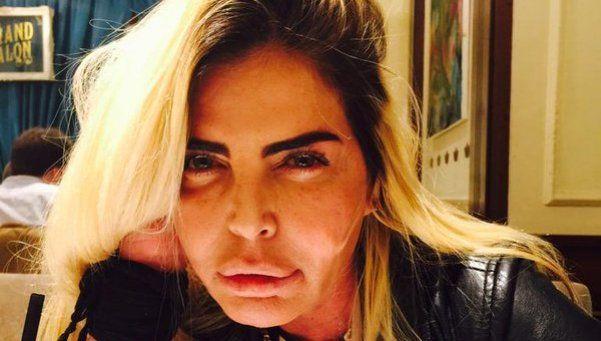Internaron de urgencia a Raquel Mancini por desmayos