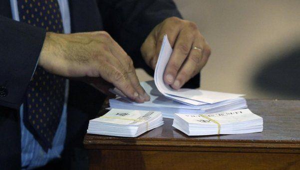 Los dos votos doble detectados beneficiaban a Luis Segura