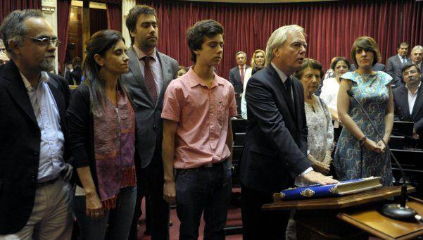 Pinedo calificó de ejemplar actitud del peronismo en el Senado