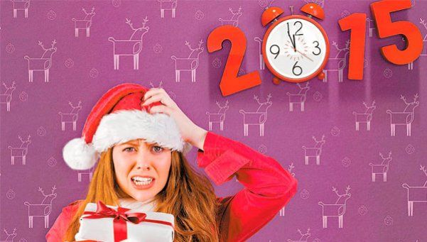Diciembre, el mes más estresante del año