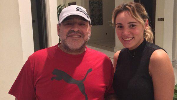Mirá el costoso regalo que le hizo Diego Maradona a Rocío