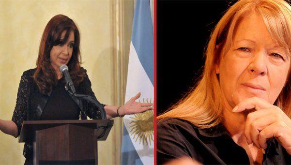 Stolbizer denunció a Cristina Kirchner por enriquecimiento ilícito