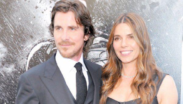 """Christian Bale: """"La mejor inversión fue casarme con Sibi"""""""
