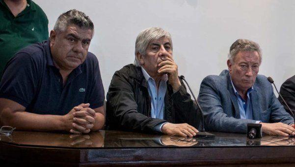 Tinelli, en pie de guerra contra Chiqui Tapia y decidido a que no haya unidad