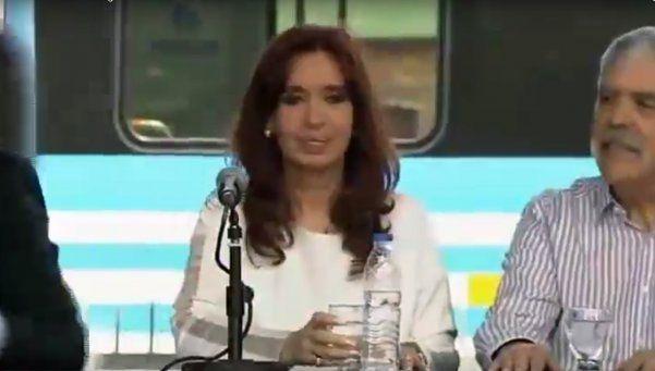 Cristina contra Marijuan y Casanello por Lázaro Báez