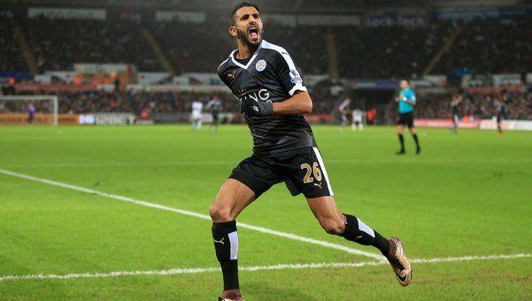 Leicester es el sorpresivo puntero de la Premier League
