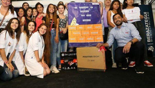 Jornada de concientización para alumnos sobre el VIH