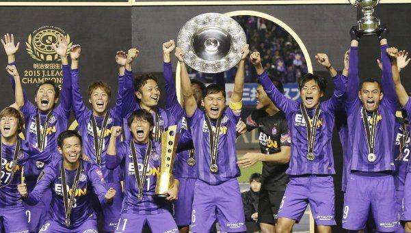 Sanfrecce Hiroshima, el séptimo equipo del Mundial de Clubes