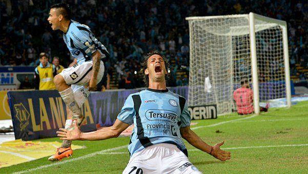 Belgrano consiguió un empate que lo metió en la Sudamericana