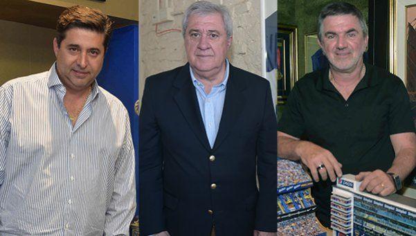 Los socios de Boca van a las urnas: Angelici, Ameal o Beraldi