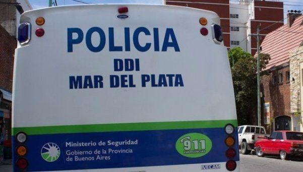 Dos detenidos por cometer entraderas en Mar del Plata