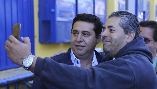 Angelici ganó las elecciones y seguirá siendo presidente de Boca