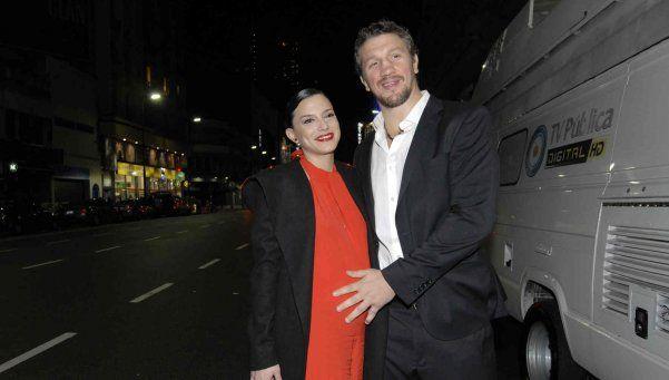 Manuela Pal transita la cuenta regresiva para ser mama