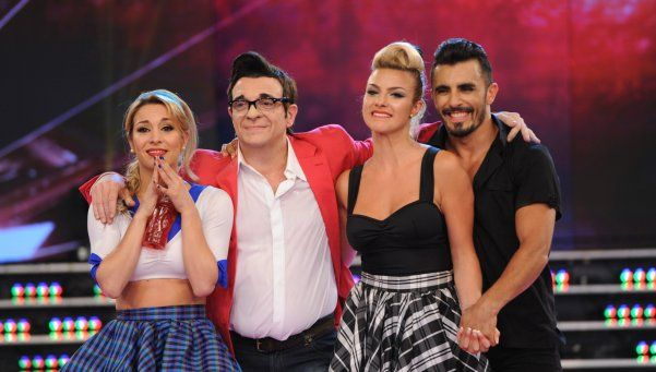 Sorpresa: Ailén le ganó a Campi en el duelo de Bailando 2015