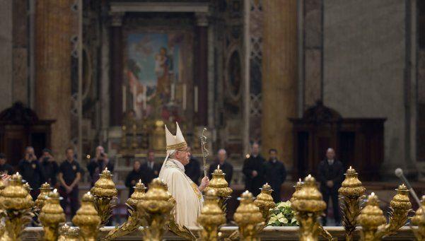 Los mil días del pontificado del Papa coinciden con el inicio del Jubileo