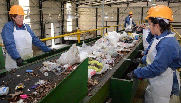 Ecopunto de San Vicente procesa 20 toneladas de residuos por día