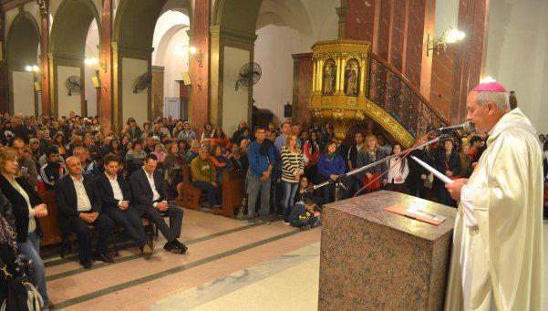 """La diócesis de Lomas de Zamora inicia el """"Jubileo de la Misericordia"""""""