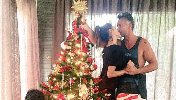 Los famosos mostraron sus árboles de Navidad por Twitter
