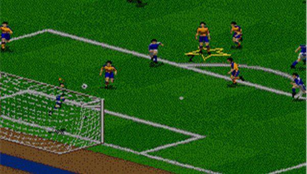 Un clásico de clásicos: FIFA Soccer 96 cumple 20 años