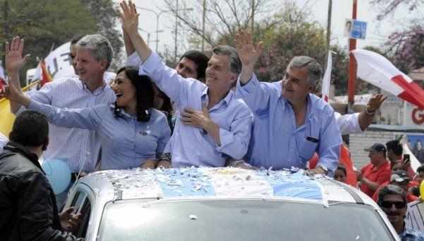 Macri pidió un auto descapotable para ir del Congreso a la Rosada