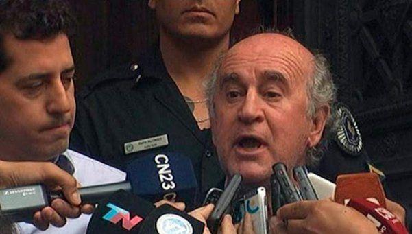 Parrilli: No tengo dudas de que el jefe de Nisman fue Stiuso