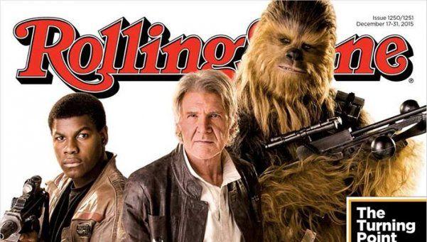 """Harrison Ford promete un """"Han Solo más sabio"""""""