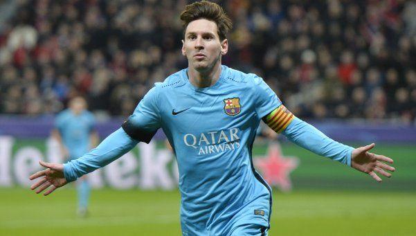 Barcelona, con un tanto de Messi, igualó ante Leverkusen