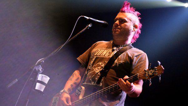 NOFX dio cátedra de punk melódico y desparpajo en Paternal