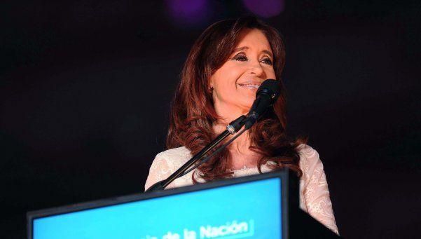 Cristina: Me hubiera gustado entregar el Gobierno en el Congreso
