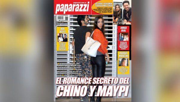 Maypi Delgado: En la intimidad, el Chino Darín es un 9,50