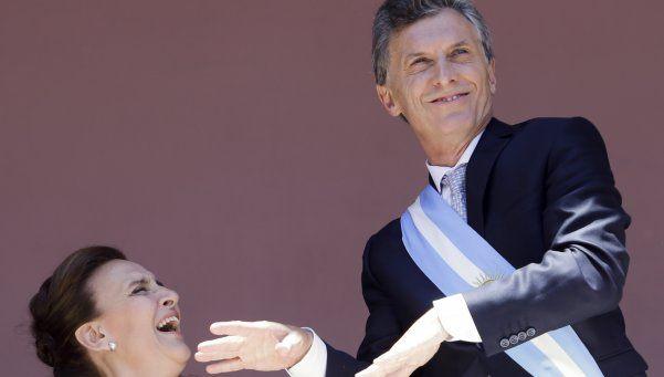 Y un día, Macri bailó en la Casa Rosada