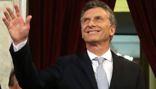 Macri se refirió al acuerdo en la Cumbre del Clima