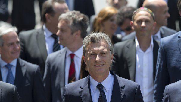 Tras recibir a Scioli, Macri se reunió con el resto de los candidatos