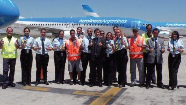 Recalde oficializó su salida de Aerolíneas Argentinas