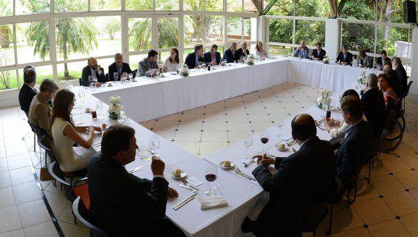 Macri: Queremos un equilibrio en la distribución de los ingresos
