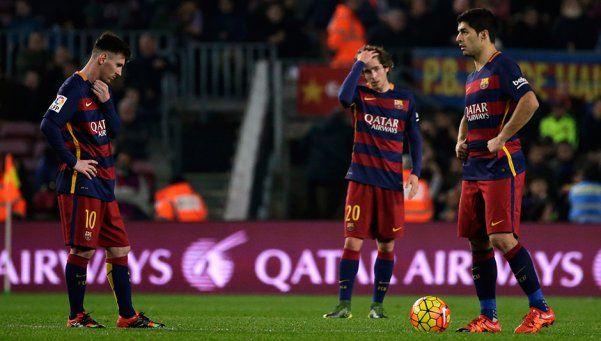 Barcelona se durmió y Deportivo La Coruña se lo empató